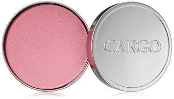 Silky smooth pink 'Powder Blush' by CARGO Cosmetics - Amalfi Shade - ArabianGlitz