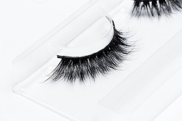 100% Mink 3D Eye Lashes 'Brittany Bear' by Lilly Ghalichi - ArabianGlitz