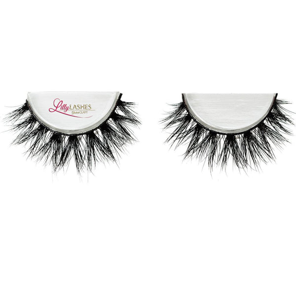 100% Mink 3D Eye Lashes 'Mykonos' by Lilly Ghalichi - ArabianGlitz