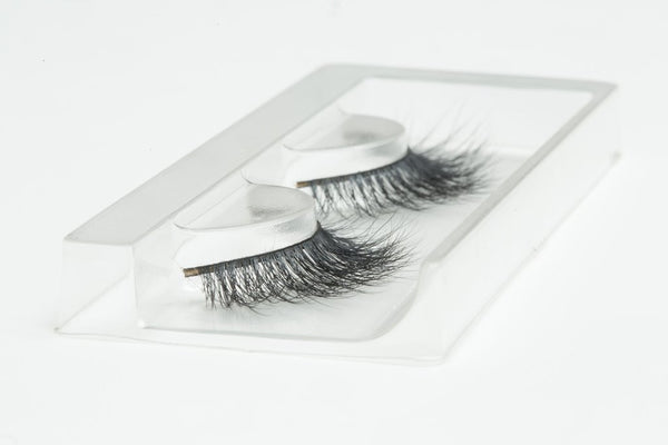 100% Mink 3D Eye Lashes 'NYC' by Lilly Ghalichi - ArabianGlitz