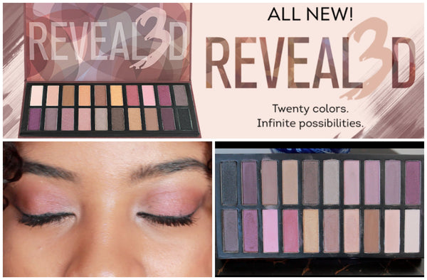 Coastal Scents Revealed 3 (20 Eye Shadows) - ArabianGlitz