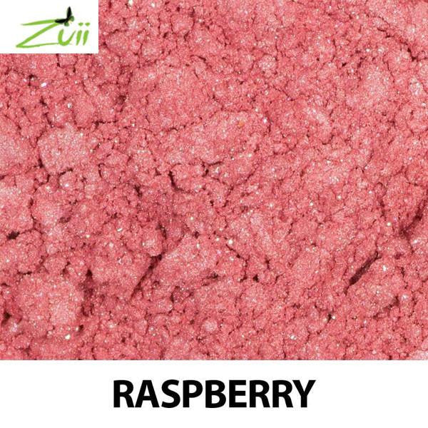 100% Certified Organic Flora Diamond Sparkle Blush 'Raspberry' by Zuii Certified Organics Australia - ArabianGlitz