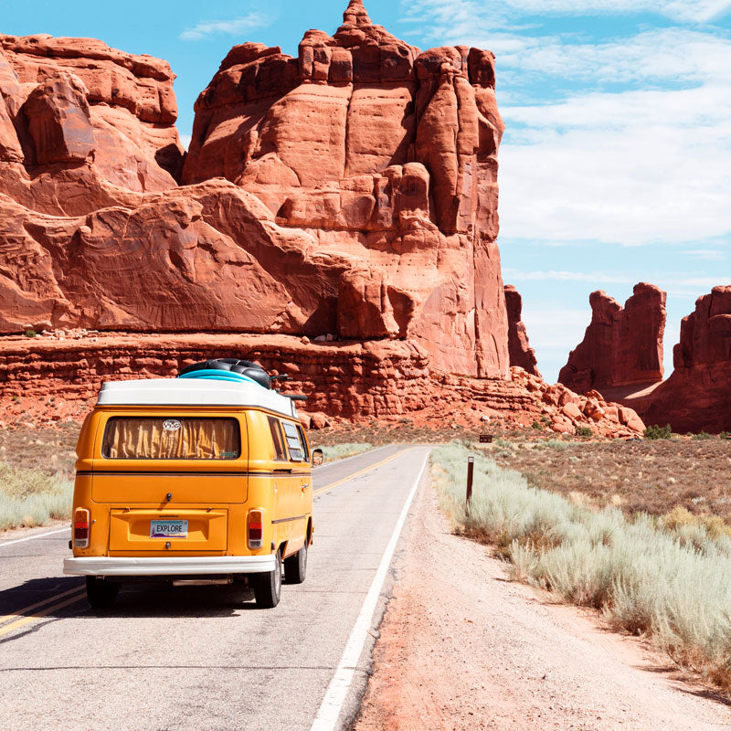 Road trip checklist for amazing car journeys