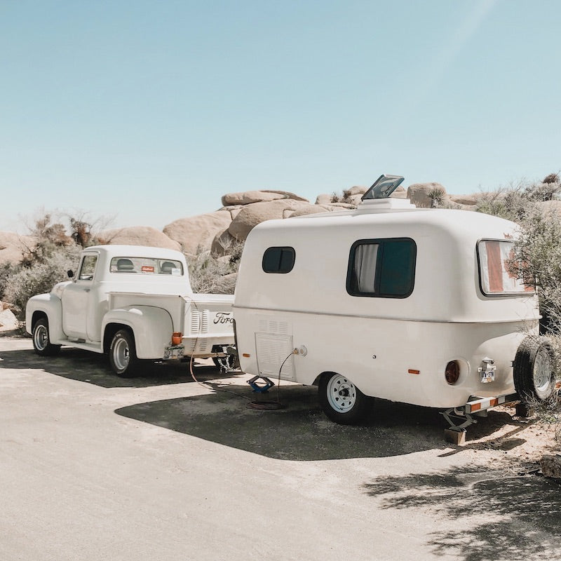 How to plan your first caravan trip: your own hotel on the road