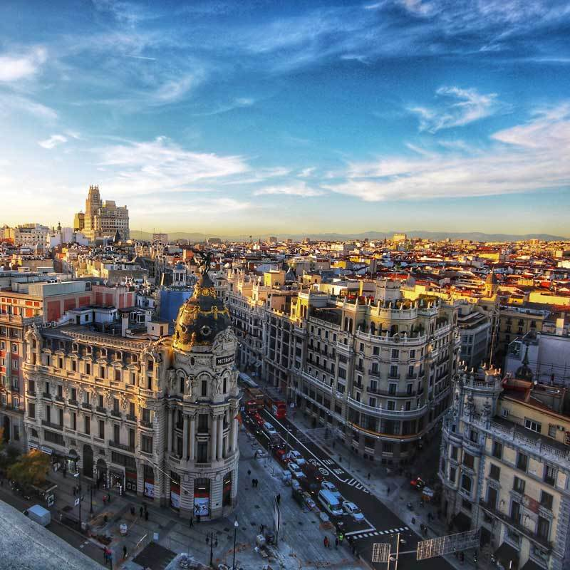Offbeat Travel: Explore and eat well in Madrid