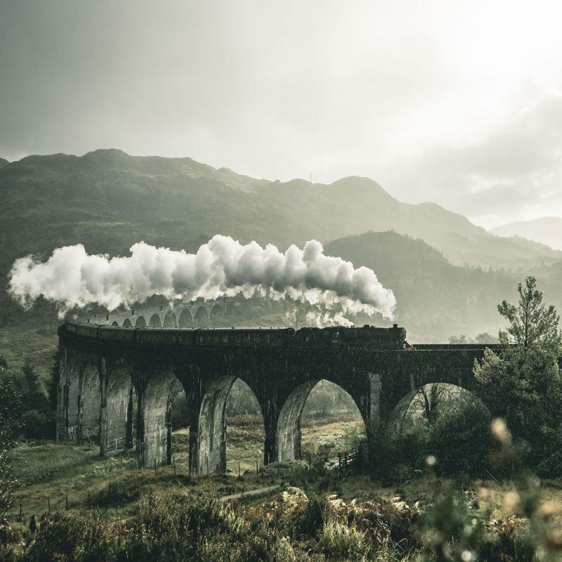 Top of the best train trips in the world