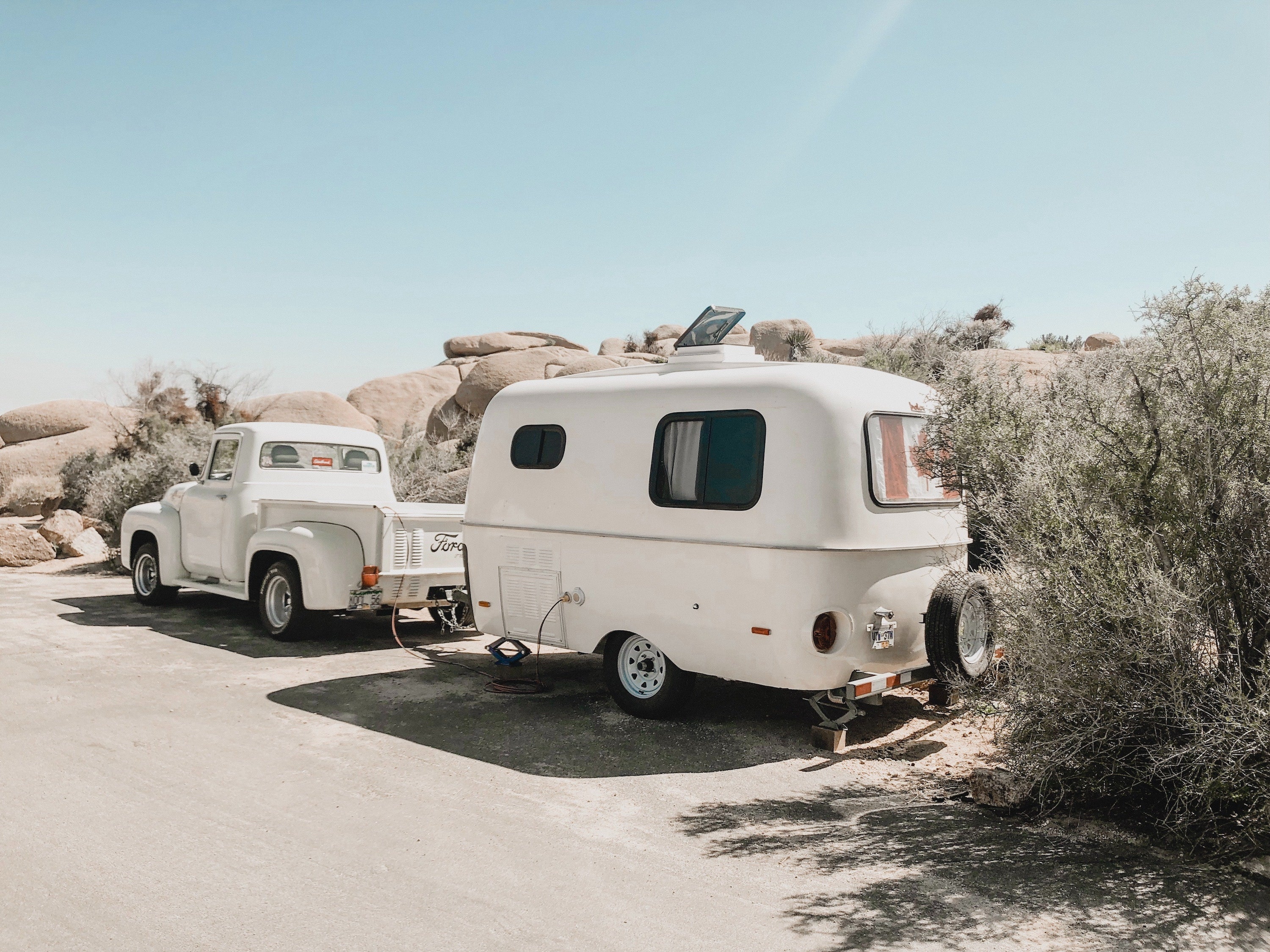 How to plan a caravan trip