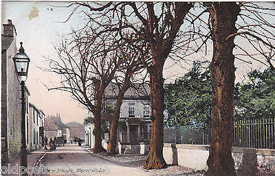 Bare Village near Morecambe, old postcard