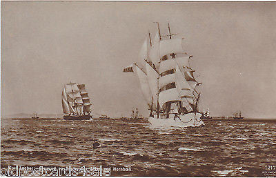 Collectables:Postcards:Transportation:Sea:Sailing Vessels