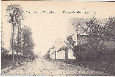 SOUVENIR DE WATERLOO, FERME DE MONT SAINT-JEAN (our ref 2082)