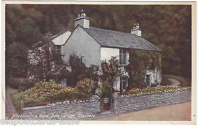 WORDSWORTH'S HOME, DOVE COTTAGE, GRASMERE (ref 4064/12)