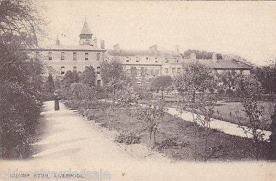BISHOP ETON, LIVERPOOL - MONASTERY - 1906 POSTCARD (ref 3490/16)