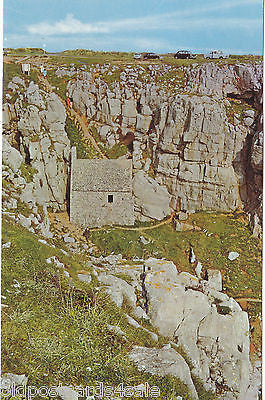 THE CHURCH, ST GOVAN'S - COLOUR POSTCARD (ref 7259/A/14)