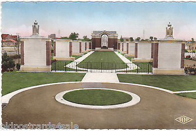 DUNKERQUE - MEMORIAL BRITANIQUE - DUNKIRK WAR MEMORIAL COLOUR RP (ref 7297/14/A)