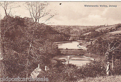 Waterworks Valley, Jersey