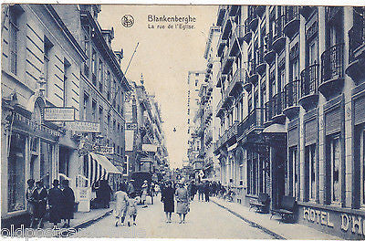 Collectables:Postcards:Topographical: Rest of World:Europe:Belgium