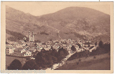 TODTNAU (SCHWARZWALD) - OLD GERMANY POSTCARD (ref 5470/13)