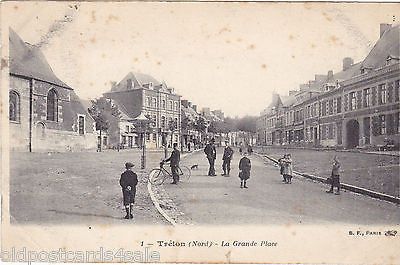 TRELON (NORD) GRAND PLACE (ref 1657/15)