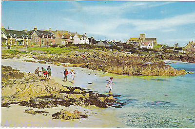 IONA BEACH AND VILLAGE - 1971 POSTCARD (ref 4189/14)