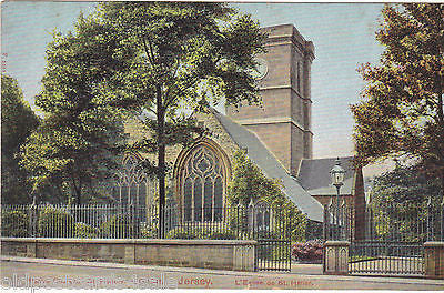Parish Church, St Helier, Jersey
