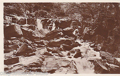 NELLY AYRE FOSS, GOATHLAND - REAL PHOTO POSTCARD (ref 4087/12)