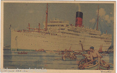 Collectables:Postcards:Transportation:Sea:Steam Ships