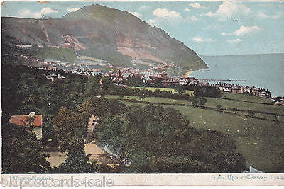 PENMAENMAWR FROM UPPER CONWAY ROAD