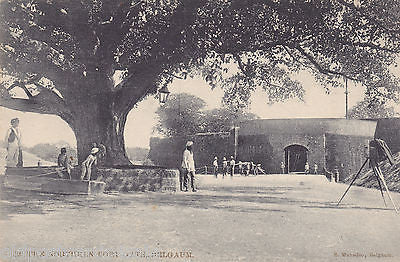 THE NORTHERN FORT GATE, BELGAUM (ref 5542/13)