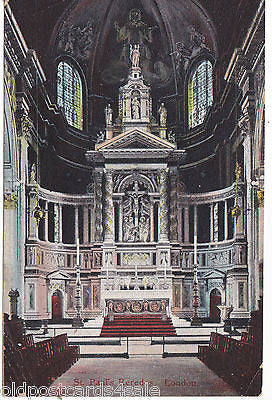 St Paul's Reredos, London