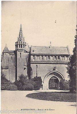 MARMOUTIERS - PORTAIL DE LA CROSSE - OLD POSTCARD (Ref 7326)