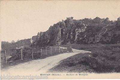 MORTAIN, ROCHERS DE MONTJOIE (ref 5644/13)