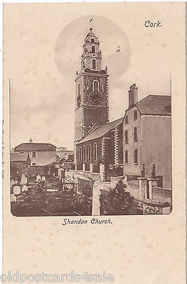 Shandon Church, Cork, Ireland
