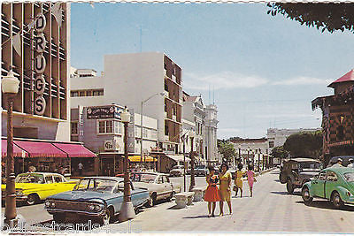 VIEW OF PLAZA AND CHRISTINA STREET, PONCE, PUERTO RICO (ref 5608/13)