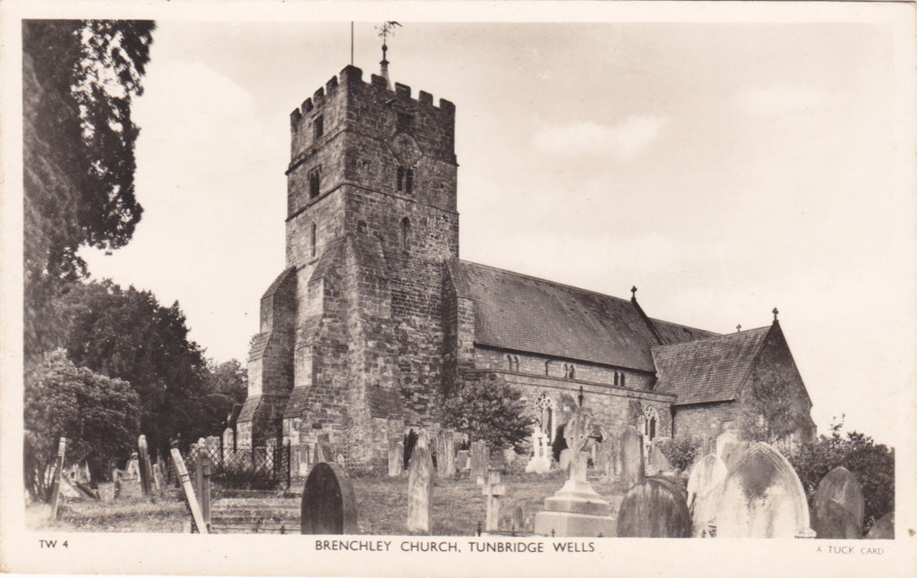 Brenchley Church, Tunbridge Wells