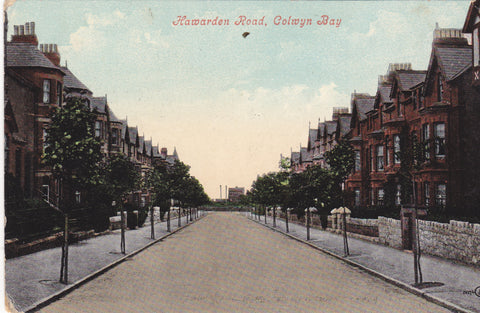 Hawarden Road, Colwyn Bay