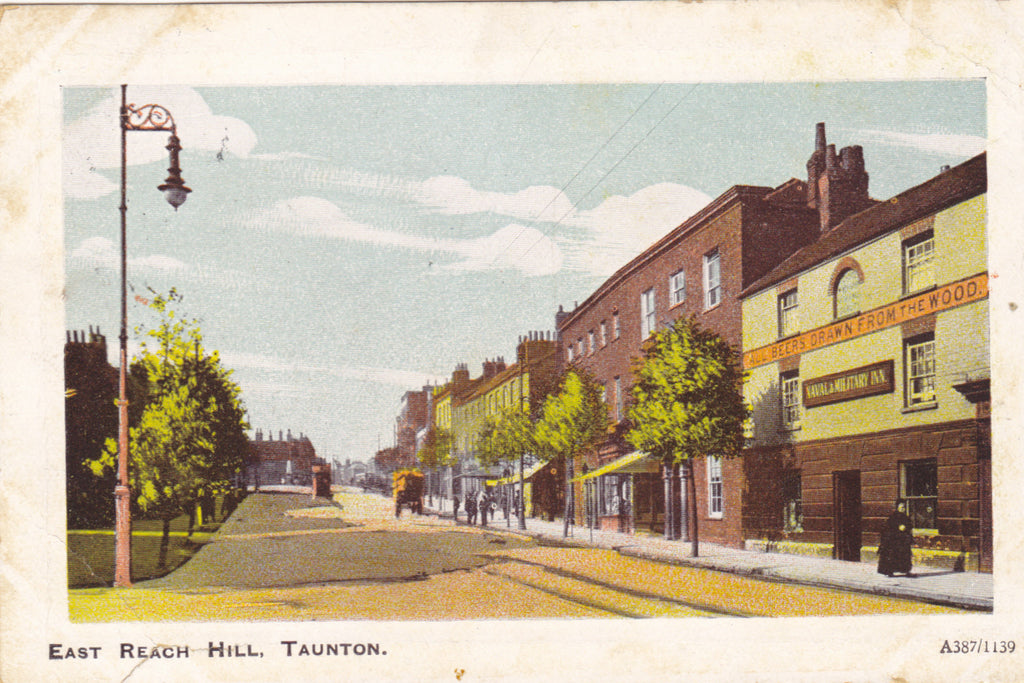 East Reach Hill, Taunton