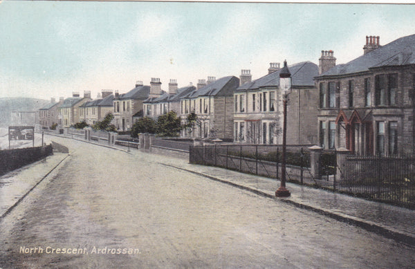 Collectables:Postcards:Topographical: British:Scotland:Ayrshire