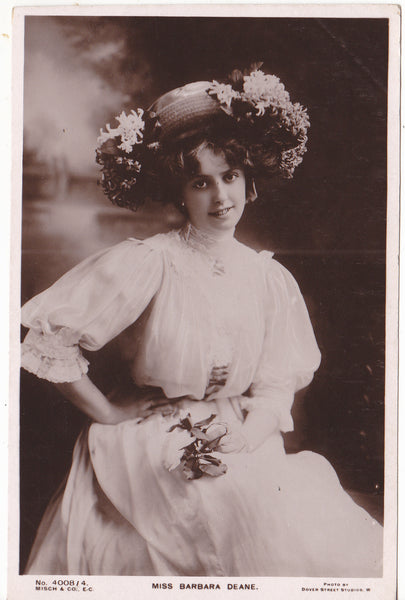 Collectables:Postcards:People:Actresses