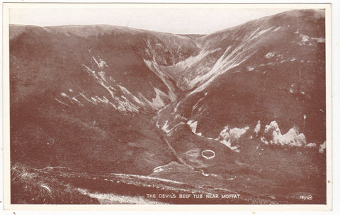 The Devil's Beef Tub, Moffat