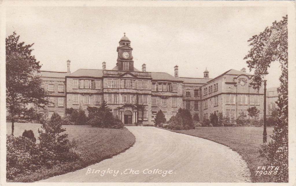 Bingley, The College