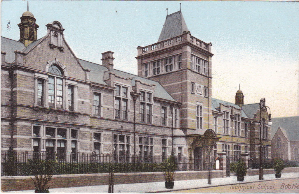 Technical School, Bootle