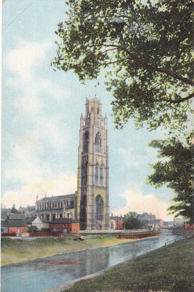 St Botolph's Church, Boston