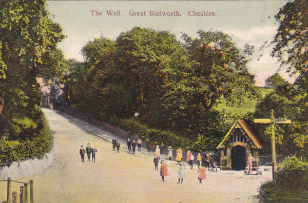 The Well, Great Budworth, Cheshire
