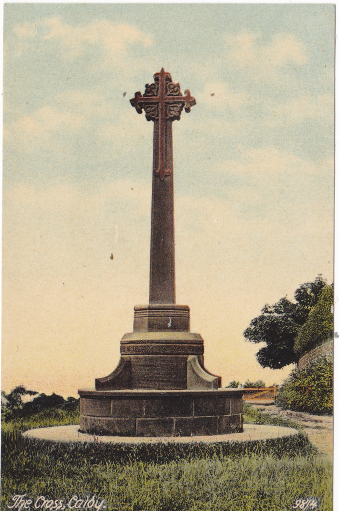 The Cross, Caldy
