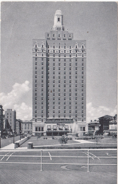 Hotel Claridge, Atlantic City