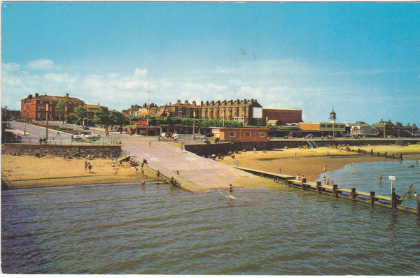 THE PULLOVER FROM THE PIER, CLEETHORPES