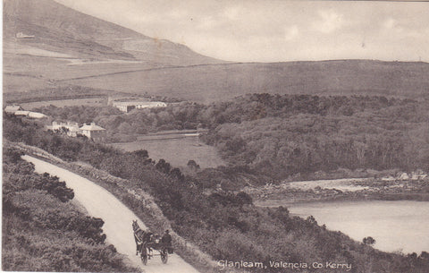 Old postcard of Glanleam, Valencia, Co Kerry - now known as Valentia?