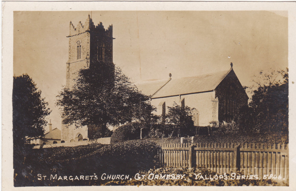 St Margaret's Church, Gt Ormesby