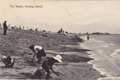 The Beach, Hayling Island