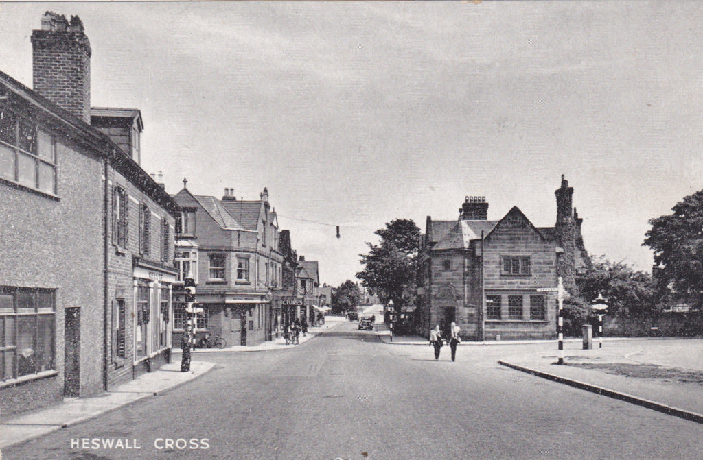 Heswall Cross, Wirral